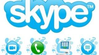 Что такое скайп и как им пользоватся - урок 16