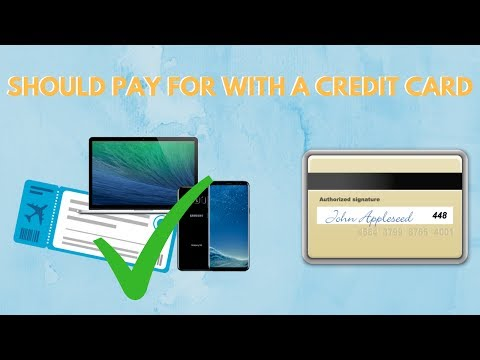 Things You Should Pay For With Credit Card Ft The Credit Shifu