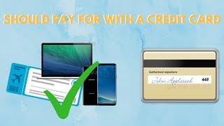 5 Things You SHOULD Pay for with a Credit Card ft. The Credit Shifu