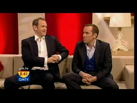 GMTv - Alexander Armstrong and Ben Miller (18.11.08)