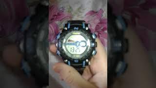 Налаштування годинника iTaiTek, модель it-833