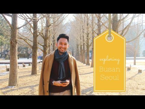 Travel Vlog # 1 - South Korea