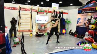 Functional Training by Suples Training Systems @ The FIT Expo 2016
