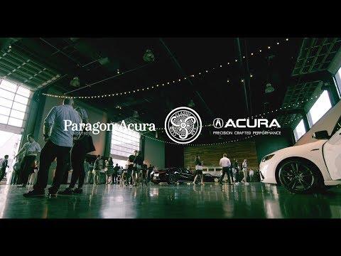 Paragon Acura Debuts Acura NSX To Classic Car Club Manhattan - Paragon acura hours