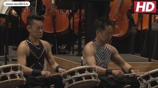 Waseda Symphony Orchestra Tokyo - Maki Ishii, Mono-Prism for Japanese percussions and orchestra