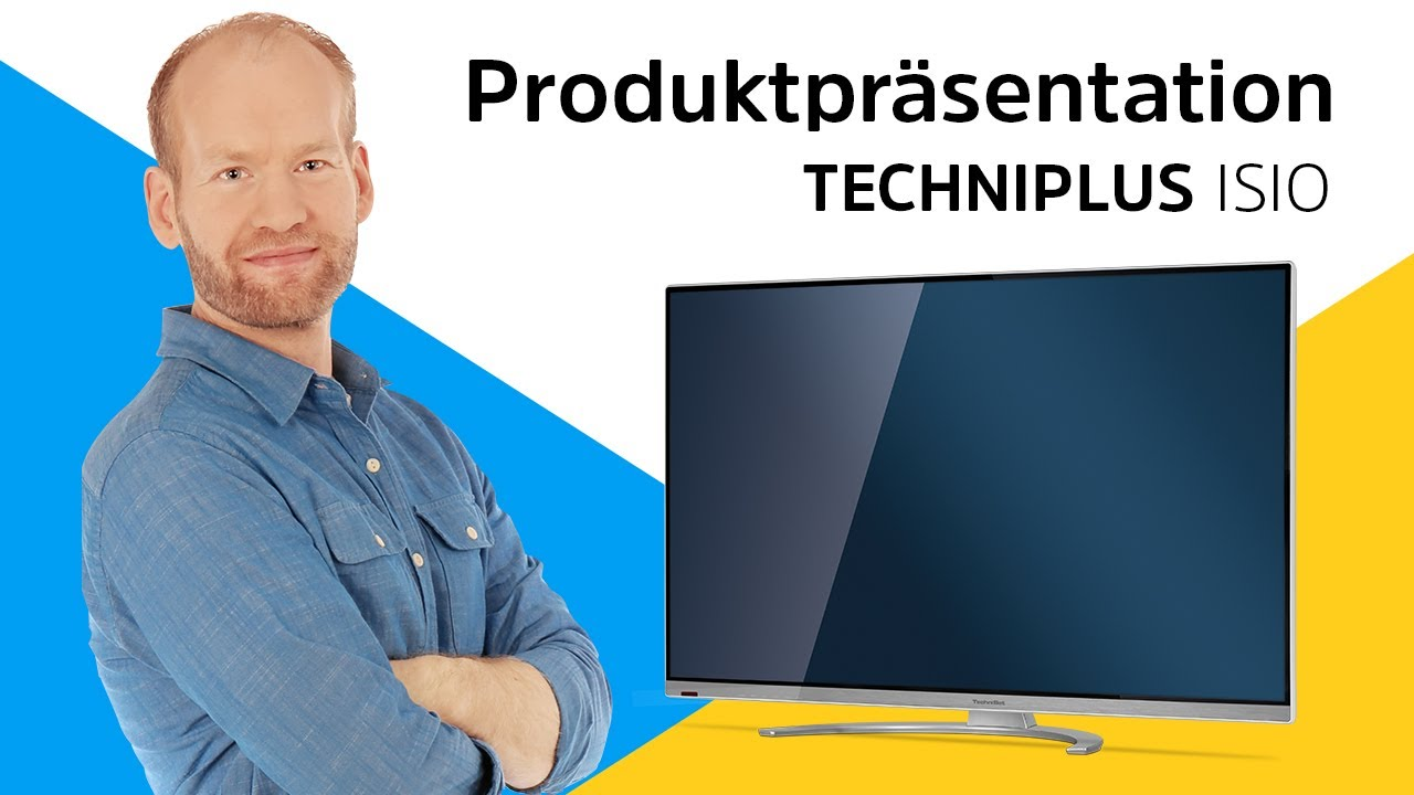 Video: TECHNIPLUS ISIO | Produktpräsentation | TechniSat