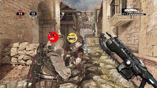 Modded Lancer on Gears of War 3!