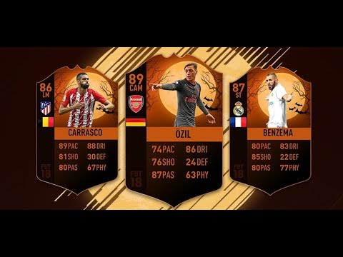 Doing The SBC For The Guaranteed Scream Card!!! Hopefully We Get A Good One!!