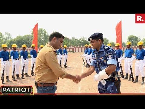 Major Gaurav Arya With RAF Of CRPF | Patriot