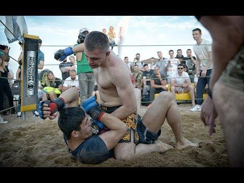 Фанат UFC против Бойца Без Правил