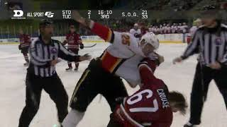 Oleg Yevenko vs Lawson Crouse Dec 22, 2017