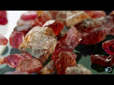 Extremely Rare Rubies Game Of Stones Youtube