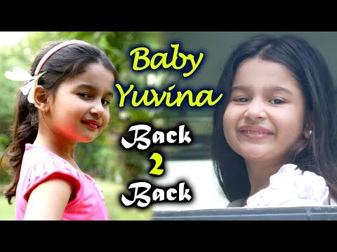 Baby Yuvina Back To Back Scenes - Latest...