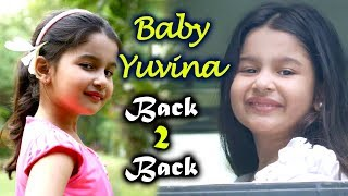 Baby Yuvina Back To Back Scenes - Latest Telugu Movie Scenes - Bhavani HD Movies