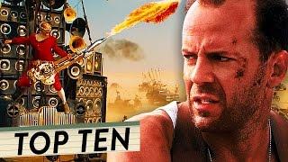 Die besten ACTION FILME! | TOP 10