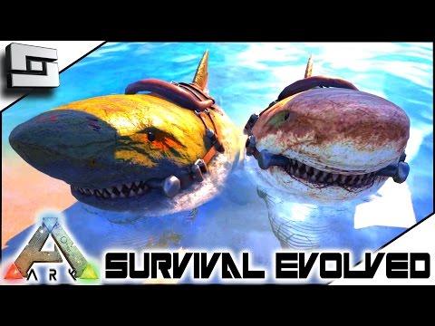 ARK: Survival Evolved - LEVEL 150 DINOS?! S4E4 ( The Center Map