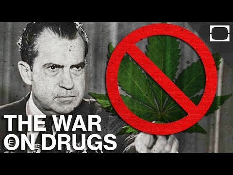 How The War On Drugs Betrayed America