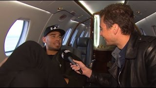 DJ Hotel 538: Mark interviewt Afrojack in z