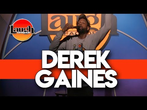 Derek Gaines | Uber | Stand Up Comedy