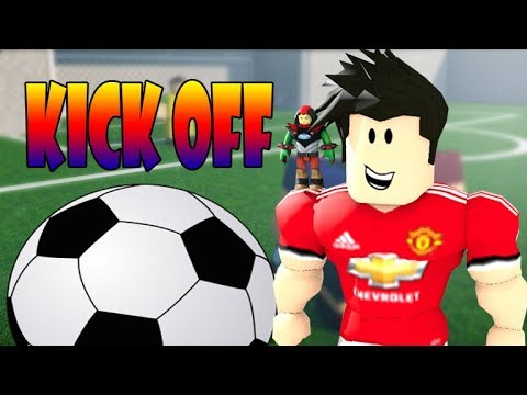 ROBLOX Kick Off-Chilling!!! In My Freind's Vip Server