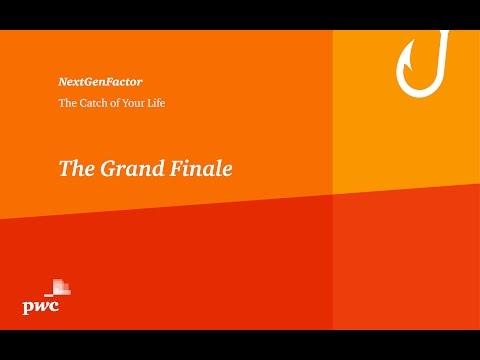 PwC NextGenFactor 2016 - Grand Finale