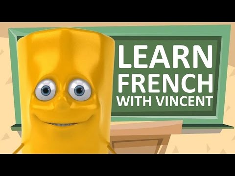 LEARN FRENCH #PART 1