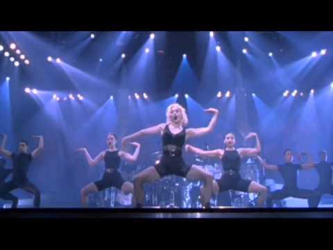"""MADONNA """"Vogue"""" [Blond Ambition Tour]"""