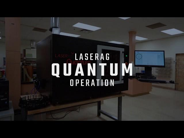 LASERAG Quantum operation