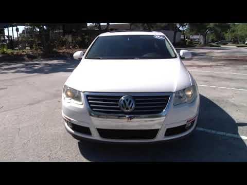 2007 Volkswagen Passat Used West Melbourne,FL Brevard Value Motors, LLC