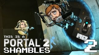 Portal 2 - Episode 2: Ball Fondlers