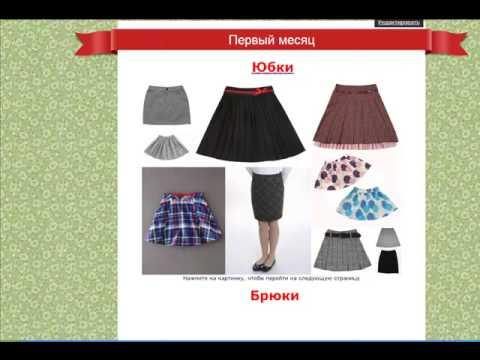 Как научится кроить и шить юбку