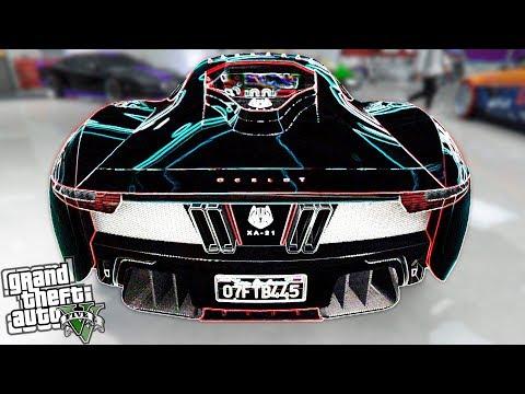 GTA 5 | NUEVO SUPER!!! TUNEANDO EL OCELOT XA21 | XxStratusxX