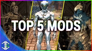 Top 5 Console Mods 1- Armour Mods - Skyrim Special Edition (XBOX/PC)