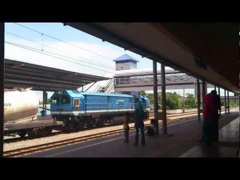 "KTM Malaysia Freight 29102 ""Meranti"" w.  Cement Shah Alam)"