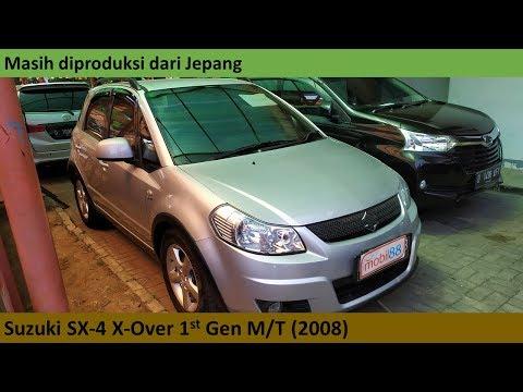 Suzuki SX4 X-Over 1st Gen M/T (2008) review - Indonesia