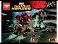 LEGO 76031 The Hulk Buster Smash Instructions LEGO MARVEL SUPER HEROES 2015