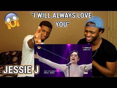 Jessie J《I Will Always Love You》
