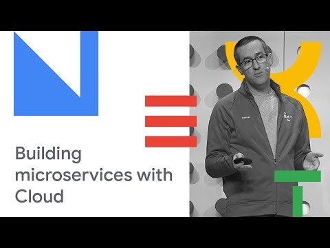 Building and Deploying Microservices with App Engine and Cloud Functions (Cloud Next '18)
