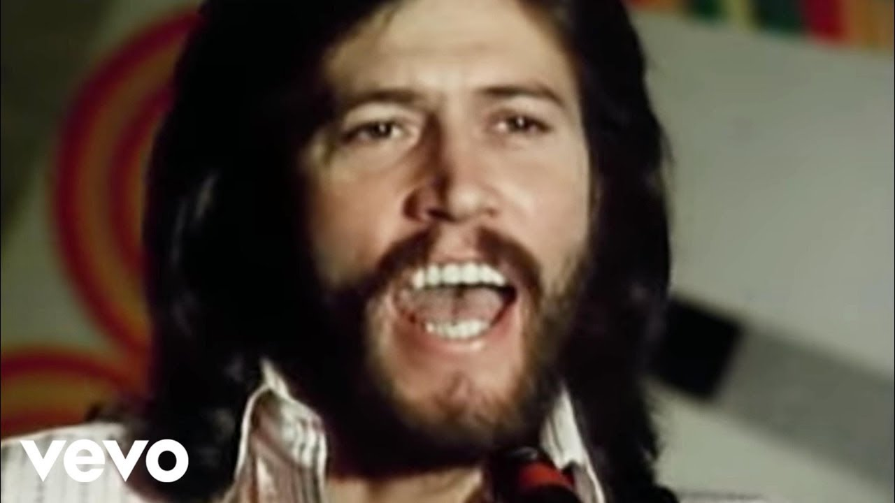 Bee Gees - Jive Talkin' (Official Music Video)