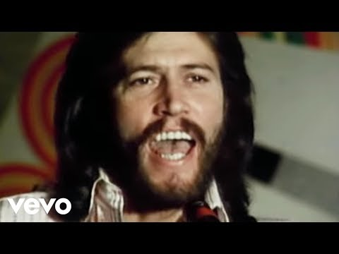Bee Gees - Jive Talkin' (Video)