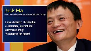 Now Trending - Jack Ma; Stay Focused, Grow !!