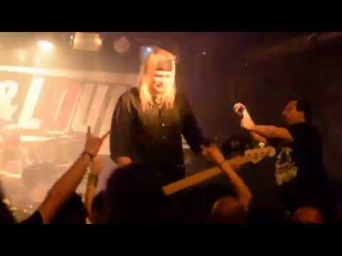 Toxic Holocaust - Nuke the Cross @Live&Loud club, Sofia 11.07.2016