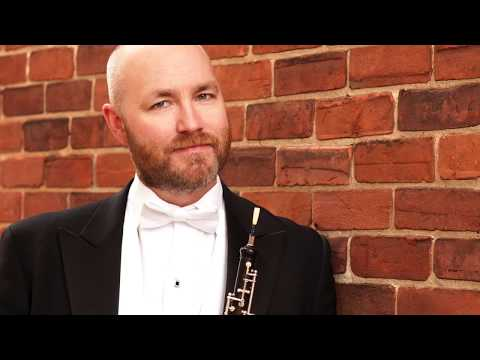 NAC Orchestra musician Charles Hamann records 15 Canadian works for oboe and piano