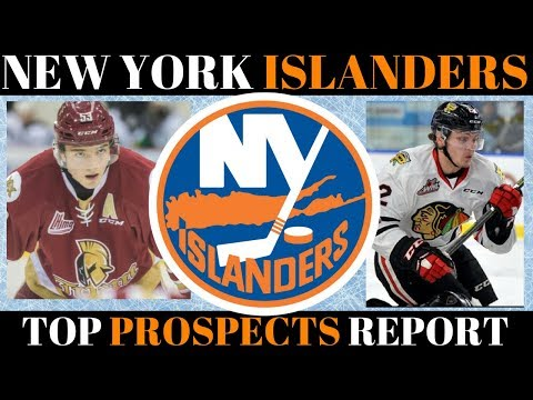 TOP NHL PROSPECTS 2018 - NEW YORK ISLANDERS