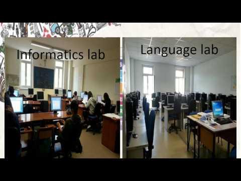 PRESENTATION ITALY SCHOOL
