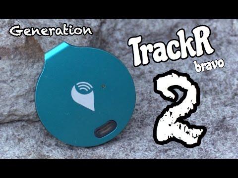 TrackR Bravo - Generation 2 - Bluetooth Crowd GPS Tracker