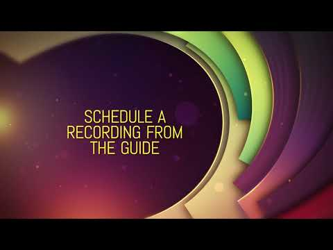 Lynxx TV – Recording Programs And Reminders