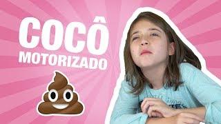 COCÔ MOTORIZADO | Brincadeiras da Luli | Unboxing Brinquedo: KK Móvel