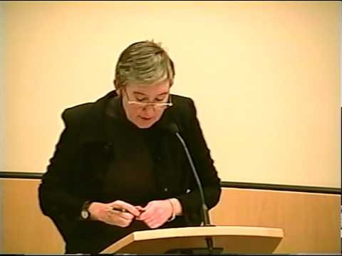 Currie Lecture 2002 | Janet Halley, A Map of Feminist & Queer Theories of Sexuality & Sexual Reg...