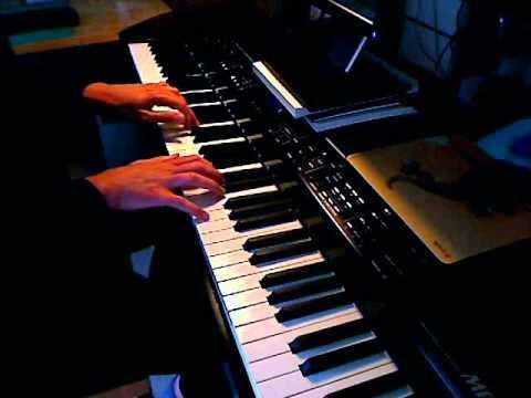 Ryuichi Sakamoto (坂本 龍一) - Poppoya (Railroad Man) (鉄道員) (Piano Cover)